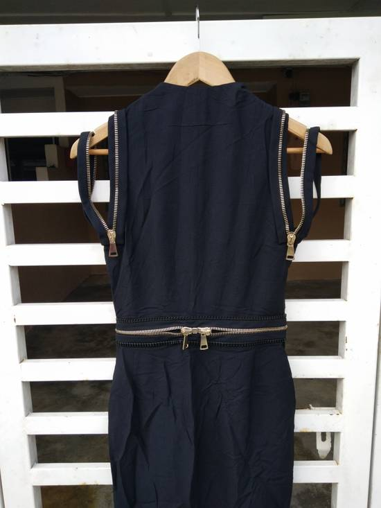 Givenchy RARE!! Luxury Givenchy Girls' Adjustable Zipper Sleeveless Made in Italy Size US XS / EU 42 / 0 - 11