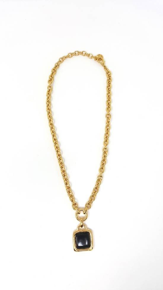 Givenchy Double sided gold plated necklace Size ONE SIZE - 1