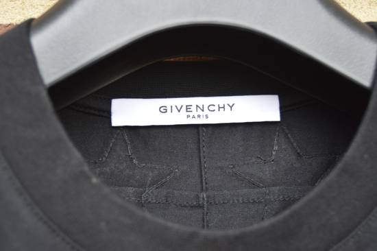 Givenchy Black and Red 5 Stars T-shirt Size US XL / EU 56 / 4 - 6