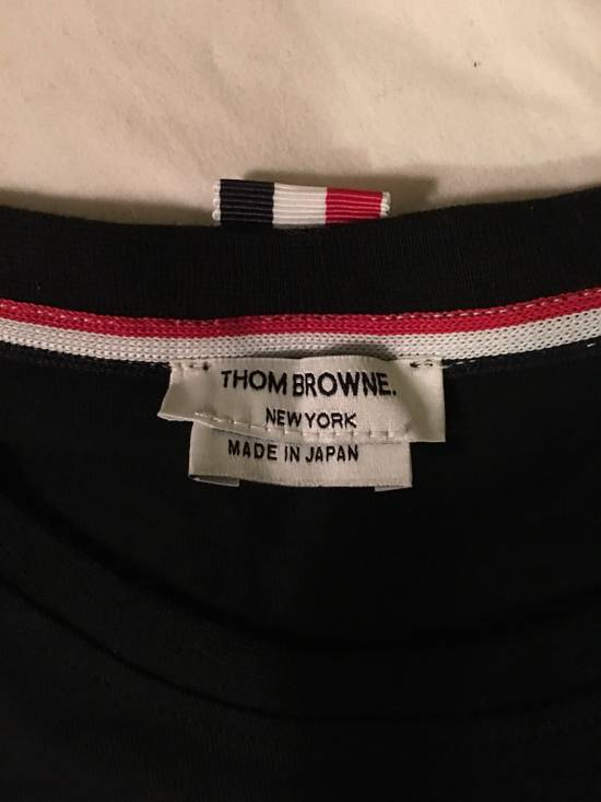 Thom Browne Short Sleeve Pocket Shirt Size US XS / EU 42 / 0 - 6