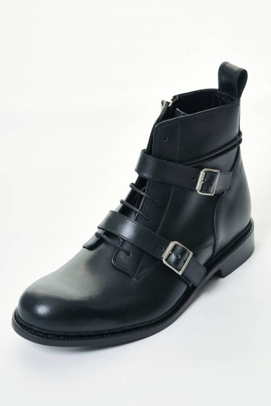 Balmain Buckled Crop Boot Size US 10 / EU 43