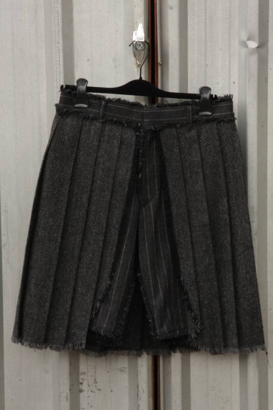 Thom Browne FW14 Runway Wool Kilt Shorts Size US 29