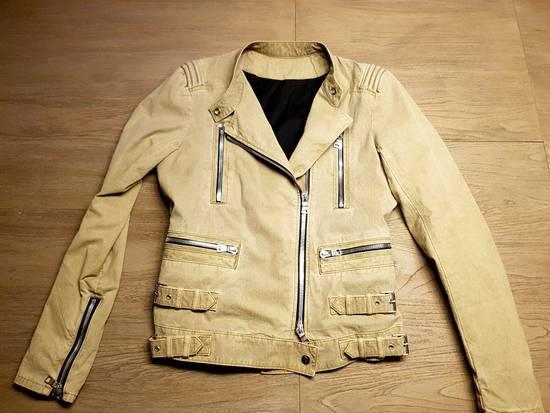 Balmain Ripstop Biker Jacket Size US S / EU 44-46 / 1