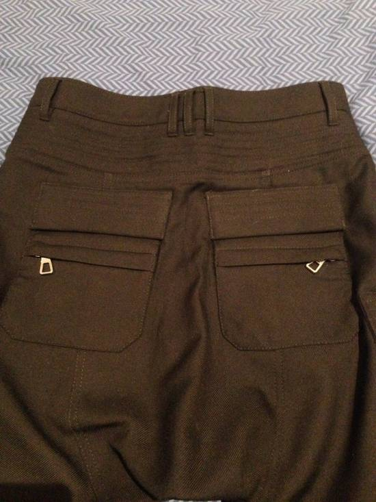 Balmain Wool Cargo Trousers Size US 29 - 4