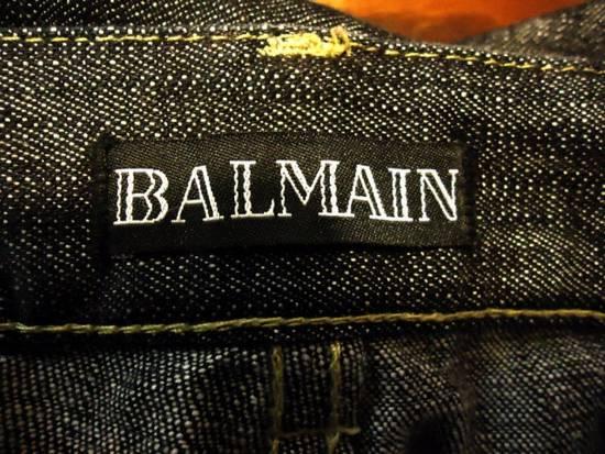 Balmain Black Jeans Size US 42 / EU 58 - 4