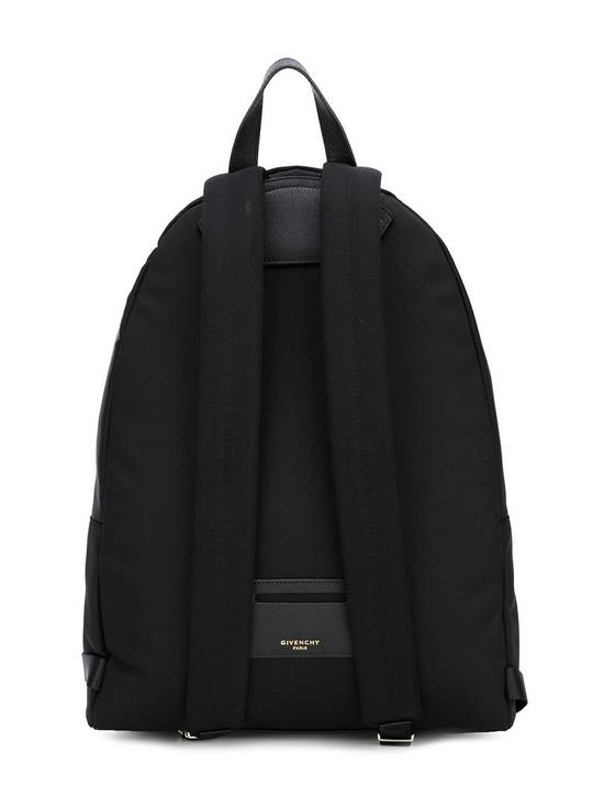 Givenchy rottweiler print backpack black Size ONE SIZE - 3