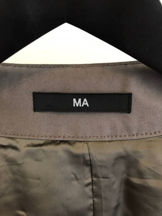 Julius JAPAN MADE MA LONG BREASTED COAT Size US L / EU 52-54 / 3 - 7