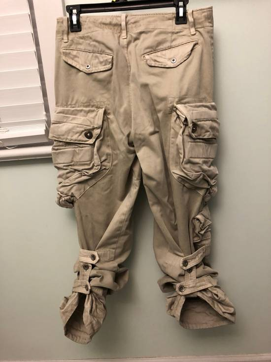 Julius a/w 2009 convertible gas mask cargos Size US 31 - 4