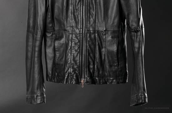 Julius = last drop = 2008SS ram leather jacket Size US M / EU 48-50 / 2 - 2