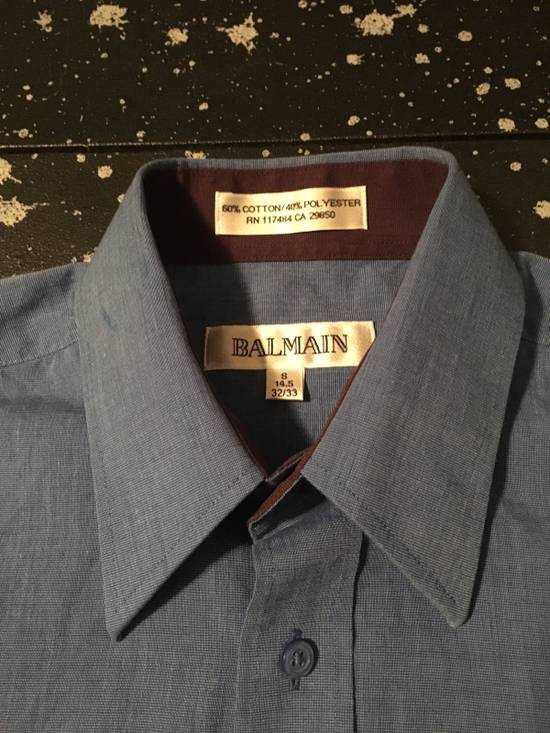Balmain Balmain Long Sleeve Button Up Size US S / EU 44-46 / 1