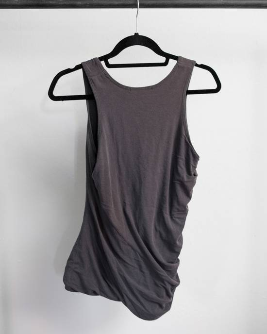 Julius SS06: The Structure, Unstable Double Layer Asymmetrical Tank Top Size US S / EU 44-46 / 1 - 2