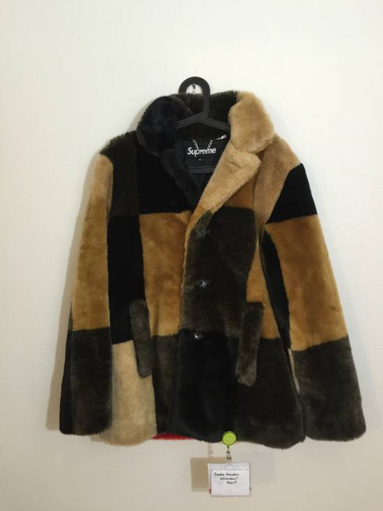 Supreme Supreme Faux Fur Coat Size US M / EU 48-50 / 2