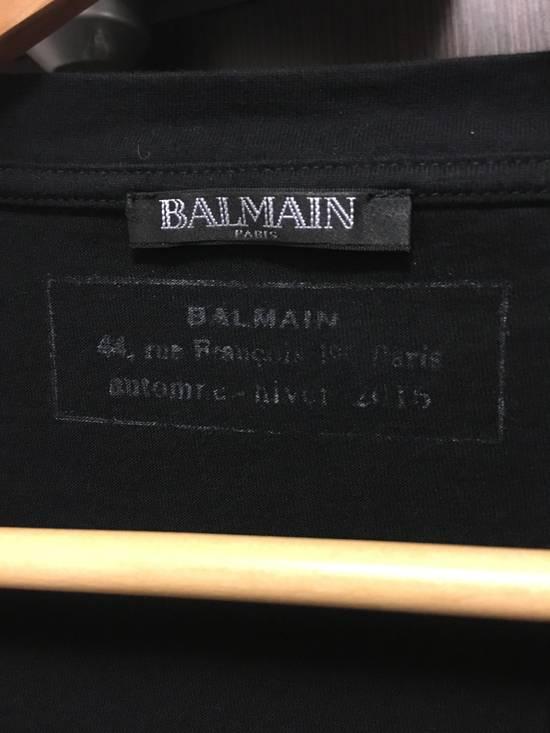 Balmain Balmain gold logo shirt Size US XL / EU 56 / 4 - 3