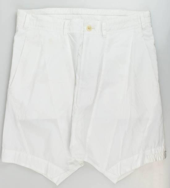 Julius 7 White Lightweight Harem Shorts Size US 34 / EU 50