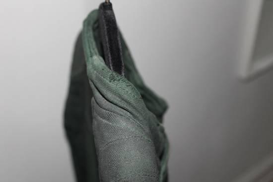 Balmain Forrest Green Biker Jacket sz S Size US S / EU 44-46 / 1 - 8