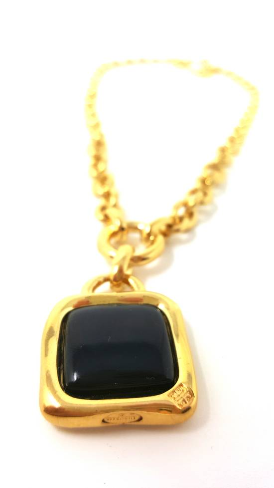 Givenchy Double sided gold plated necklace Size ONE SIZE - 9
