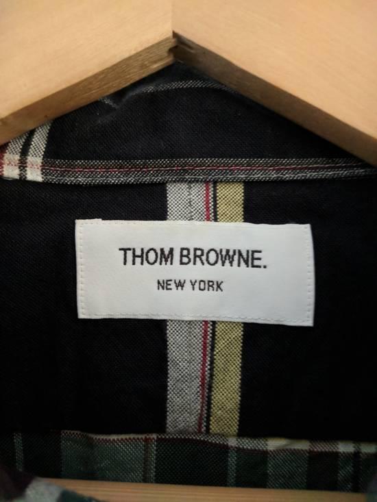 Thom Browne Madras Shirt, 2/M Size US M / EU 48-50 / 2 - 2