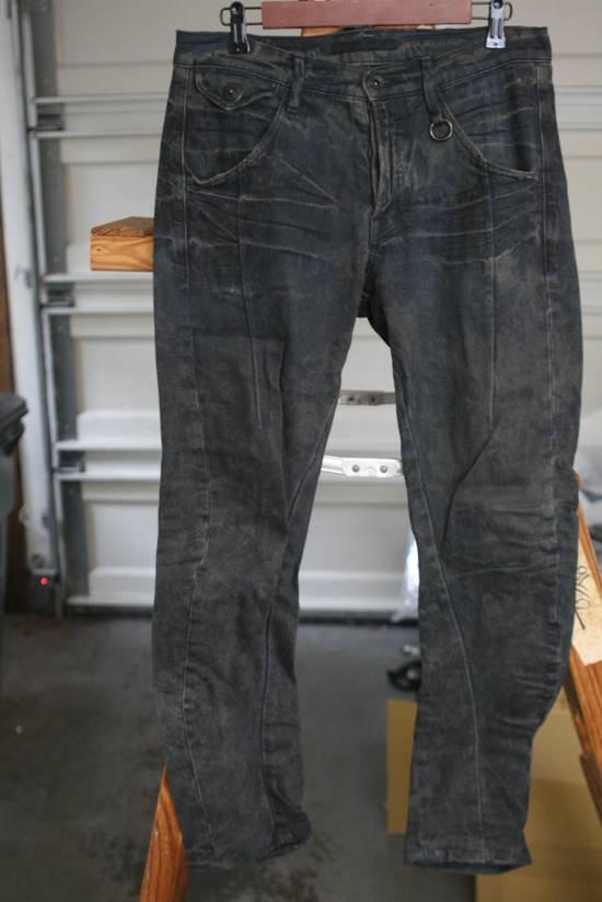 Julius FW10 'Gothik' Twisted Inseam Denim Size US 31 - 1