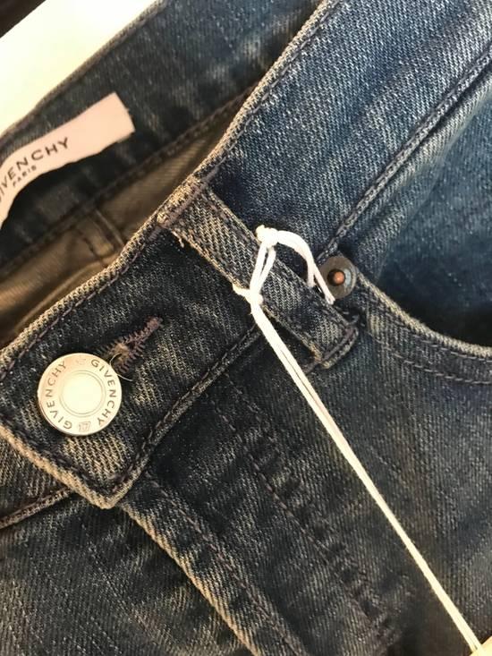 Givenchy Givenchy Zipper Denim SS 2017 Size US 29 - 6