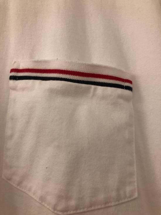Thom Browne Tricolour Accent T-Shirt (Size 5) Size US L / EU 52-54 / 3 - 3