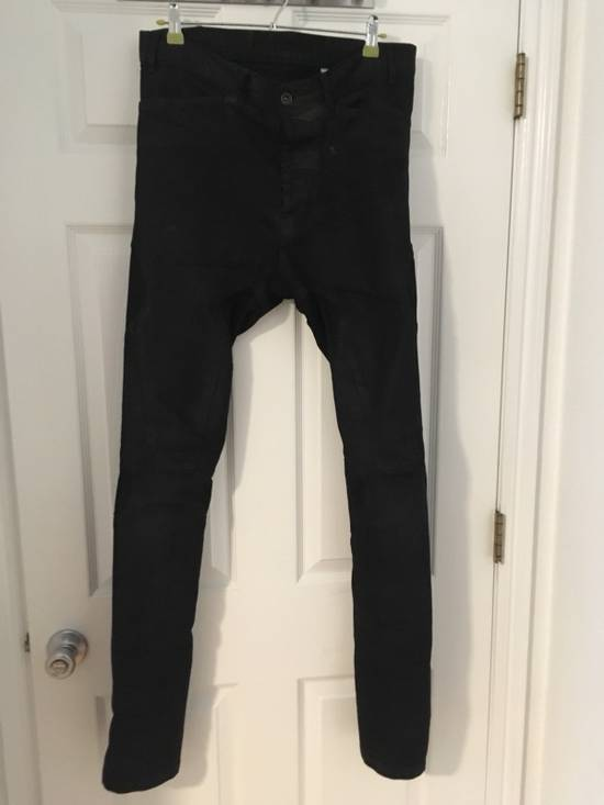 "Julius Paneled Stretch Denim ""Gundam Jeans"" Size US 30 / EU 46"