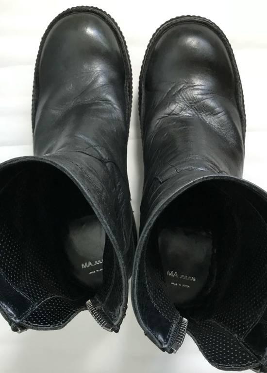 Julius Hidden Heel Engineer Boots. MA_Julius SS11 Size US 9.5 / EU 42-43 - 4