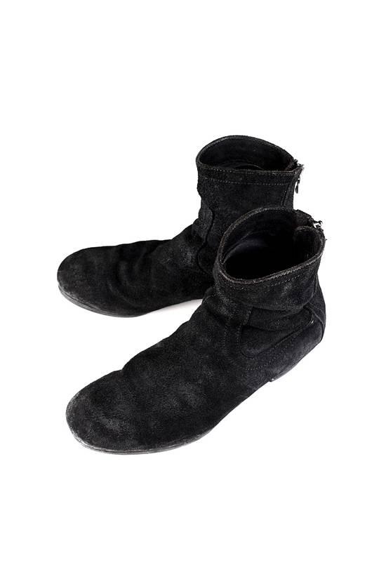 Julius Cow Suade Boots Size US 9.5 / EU 42-43