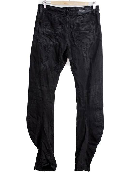 Julius 09 F/W Twisted Destroyed Jeans Size US 30 / EU 46 - 1