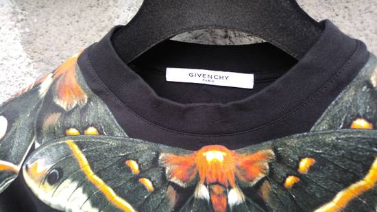 Givenchy Givenchy Butterfly Print Rottweiler Shark Oversized T-Shirt size XS (M / L) Size US L / EU 52-54 / 3 - 10