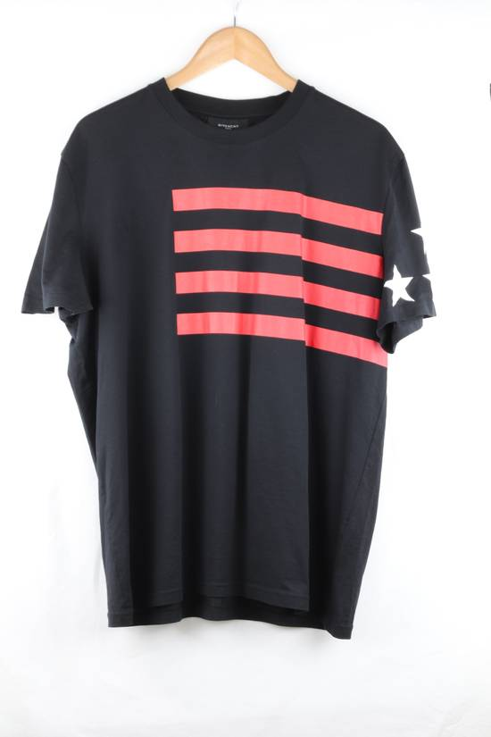 Givenchy Red Stripes and Stars T-Shirt Size US XXL / EU 58 / 5