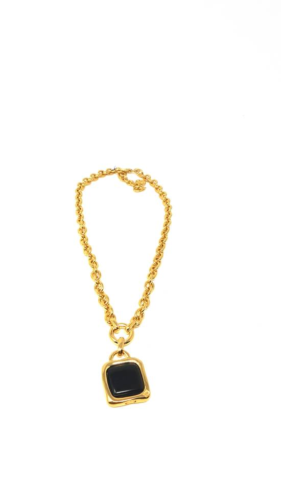Givenchy Double sided gold plated necklace Size ONE SIZE - 8