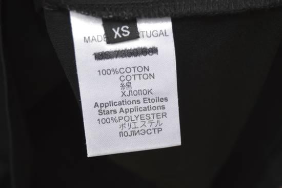 Givenchy Black Metal Stars T-shirt Size US XS / EU 42 / 0 - 9