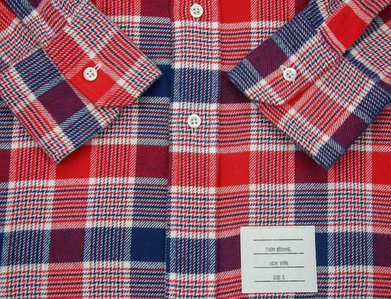 Thom Browne Thom Browne Plaid Shirt Size 2 Size US M / EU 48-50 / 2 - 2