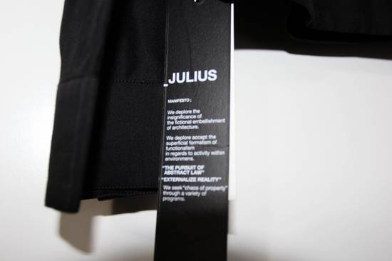 Julius BNWT SS15 JULIUS SHIRT Size US L / EU 52-54 / 3 - 4
