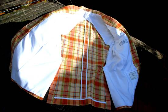 Thom Browne Trois Pommes Spring 2008 Three-Piece Suit Size 38R - 3