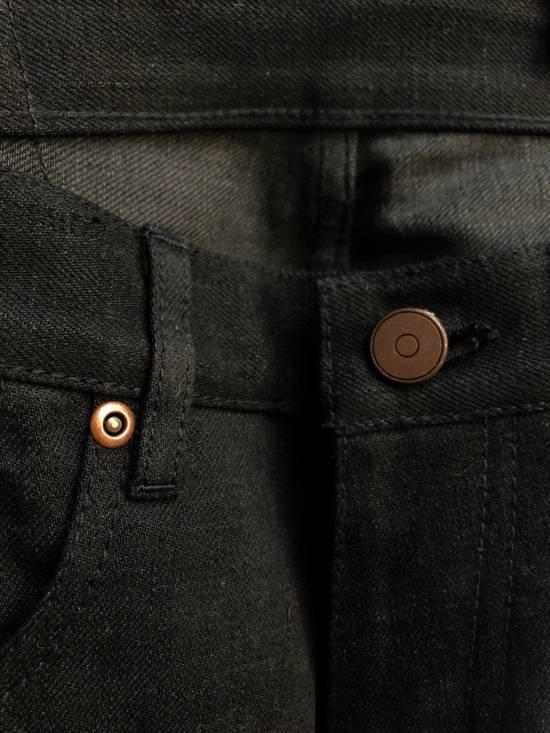 Thom Browne Black Denim Jeans MSRP $600 Size US 29 - 3