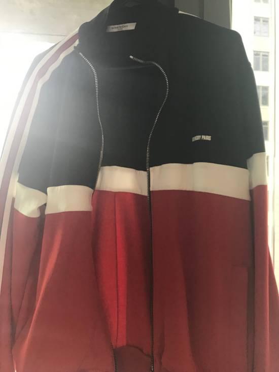 Givenchy Light Zip Track Jacket Size US L / EU 52-54 / 3 - 5