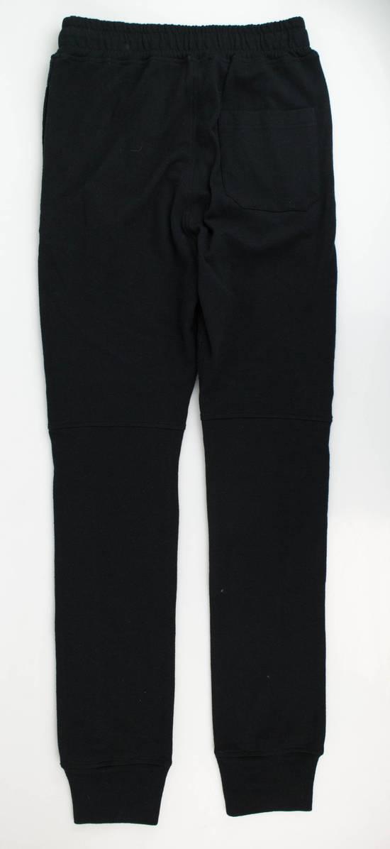 Balmain Men's Black Cotton Blend Leggings Biker Pants Size Small Size US 32 / EU 48 - 2
