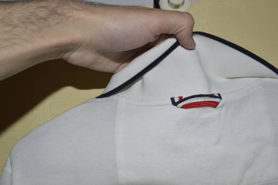 Thom Browne Gamme Bleu Polo Size US M / EU 48-50 / 2 - 8