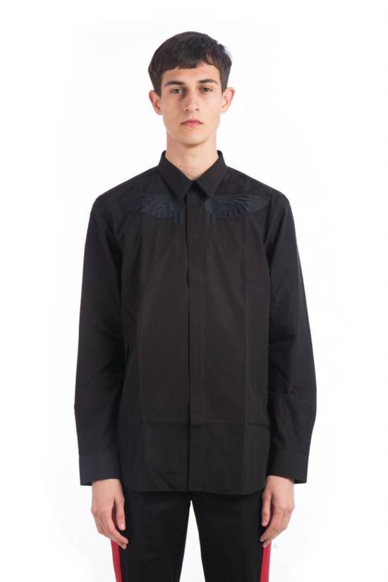 Givenchy Wing Embroidered Shirt (Size - 43) Size US S / EU 44-46 / 1
