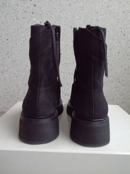 Julius NWB twisted zip-up boots from FW16 Size US 9 / EU 42 - 3