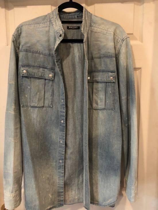 Balmain Balmain Jean Jacket Size US M / EU 48-50 / 2