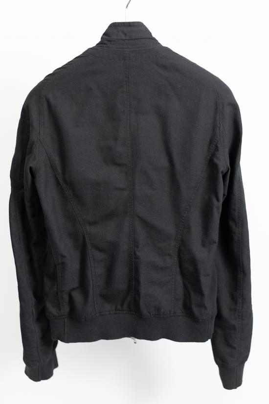 Julius AW11 Black Slim MA-1 Bomber Jacket Size US S / EU 44-46 / 1 - 1