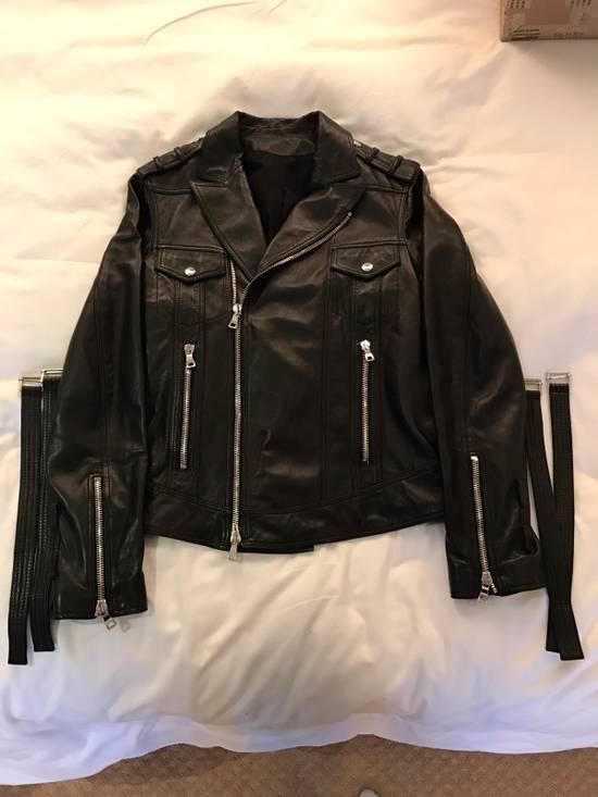 Balmain Biker Jacket Size US M / EU 48-50 / 2
