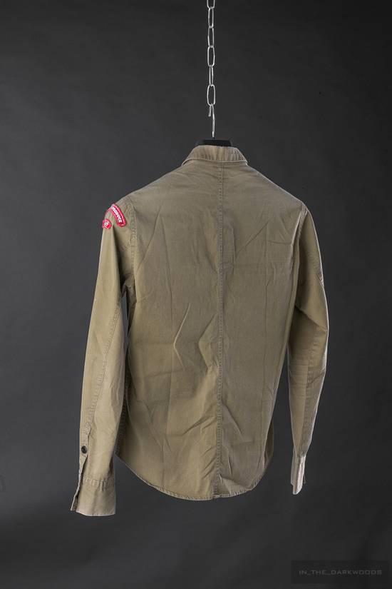 Julius = last drop = Collectors piece: 2003SS patch shirt Size US S / EU 44-46 / 1 - 6
