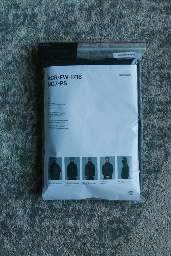 Acronym NG7-PS Size ONE SIZE - 4