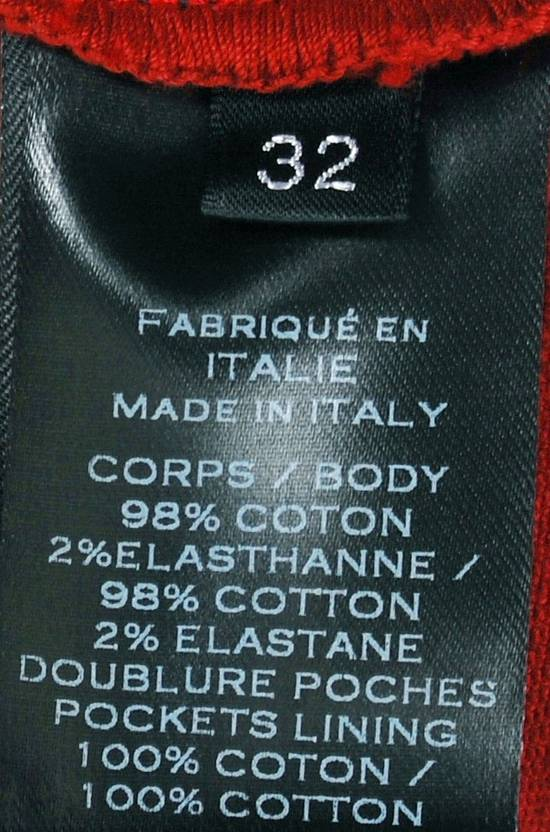 Balmain Original Balmain Distressed Red Men Biker Jeans in size 32 Size US 32 / EU 48 - 10