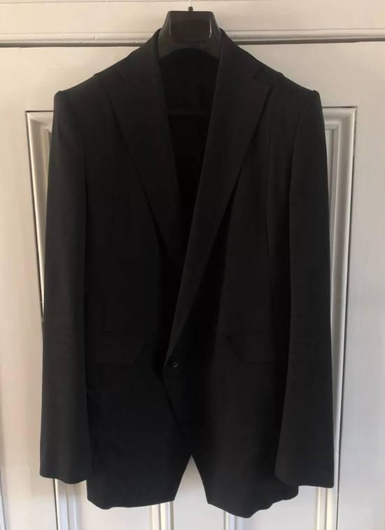 Julius Slanted Design Wool Blazer - 547JAM1 Size 40R
