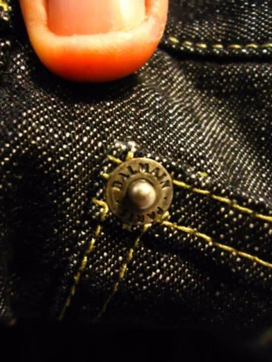 Balmain Black Jeans Size US 42 / EU 58 - 5