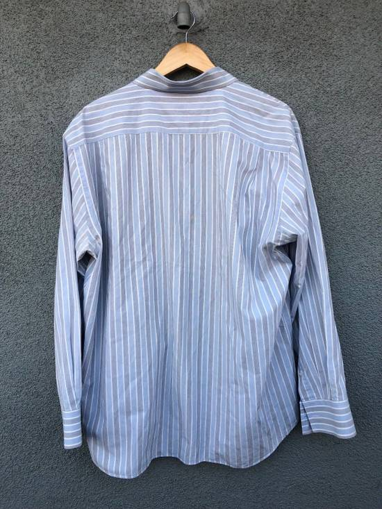 Givenchy Givenchy Men Striped Button Down Long Sleeve Shirt Size XL Size US XL / EU 56 / 4 - 4